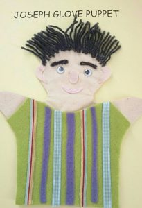 Joseph glove puppet