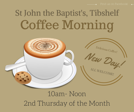 coffee morning tibshelf new day